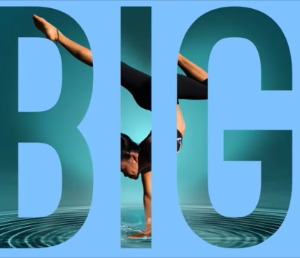 big words marketing animation